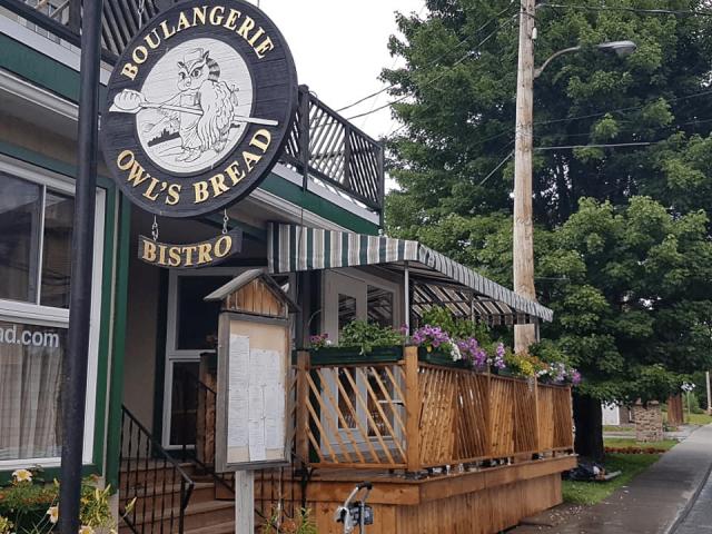 Boulangerie Owl's Bread Mansonville