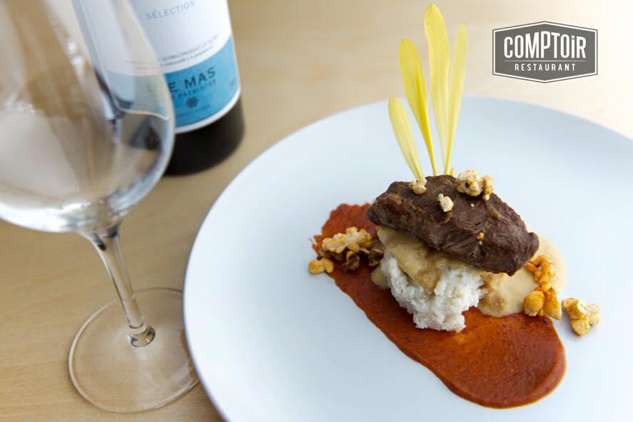 restaurant resto dessert assiette comptoir restaurant st-jean-sur-richelieu produit local achat local Ulocal