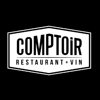 restaurant resto logo comptoir restaurant st-jean-sur-richelieu local product local purchase Ulocal