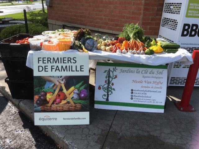 Alimentation Jardins la clé du sol St-Bernard-de-Lacolle