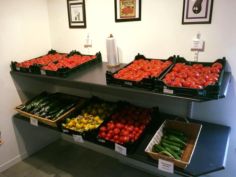 Produce Markets Les Jardins du Canton Bedford