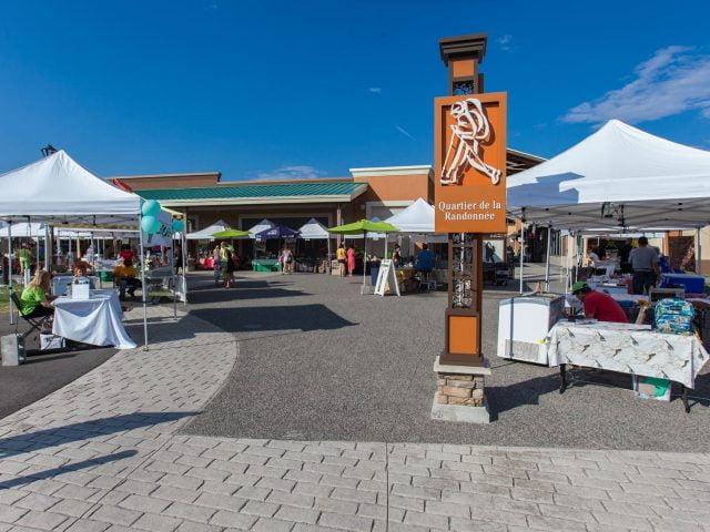 Marché public marché Mirabel
