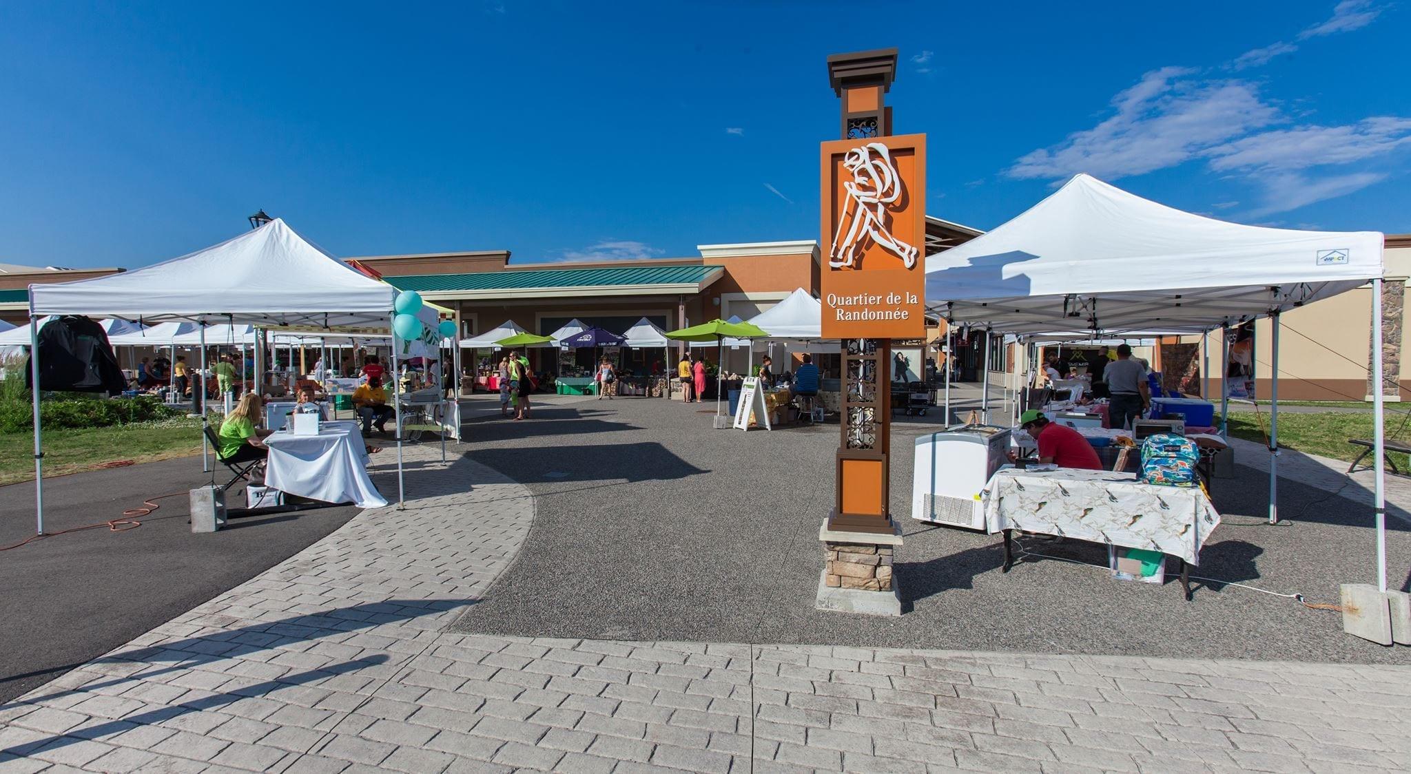 Public Markets Marché d'ici Mirabel
