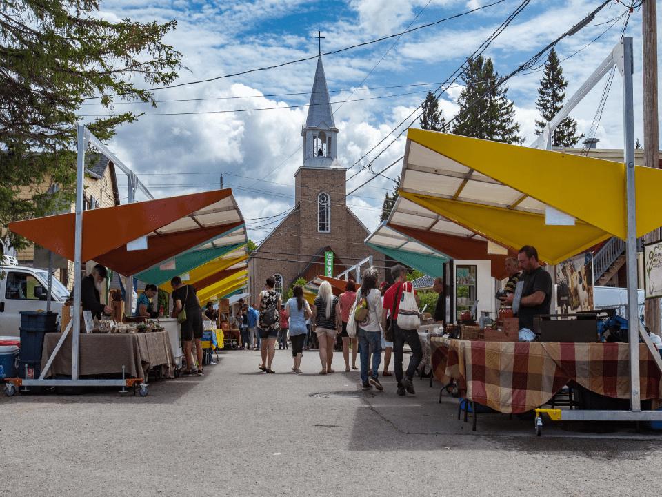 Public Market Marché Val-David