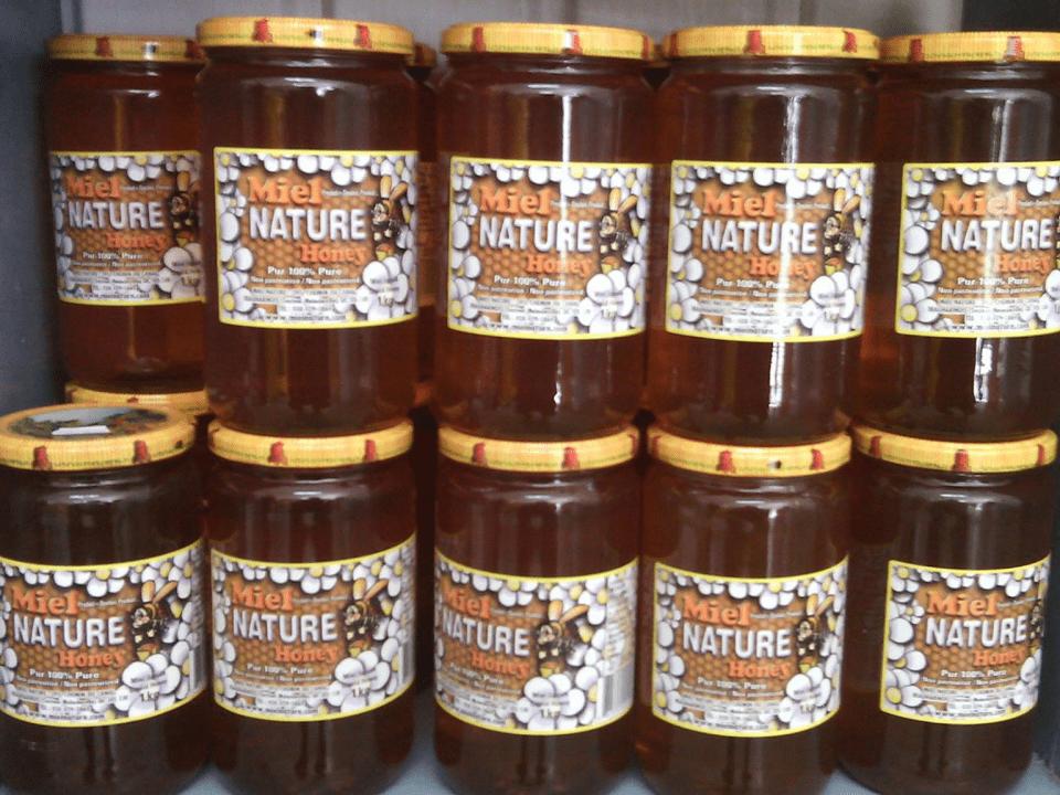 Alimentation Hydromellerie Miel Nature Beauharnois