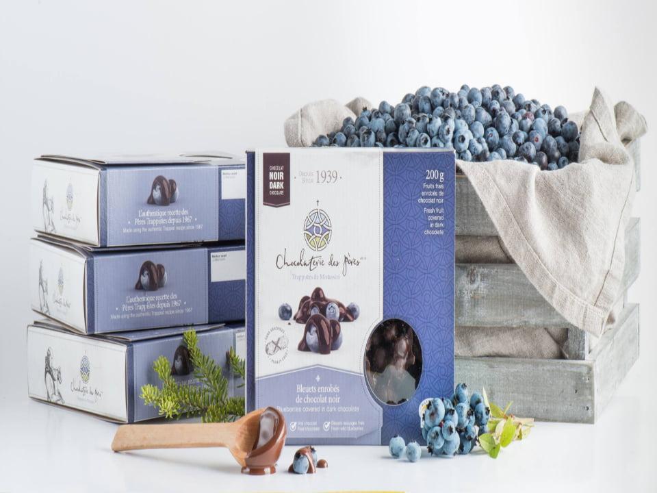 Chocolate Factories La Chocolaterie des Pères Trappistes de Mistassini Dolbeau-Mistassini