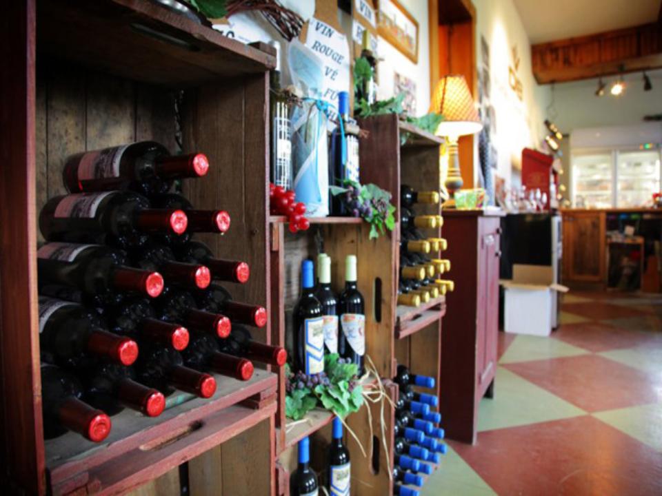Vineyard Domaine Bresee Sutton Wine