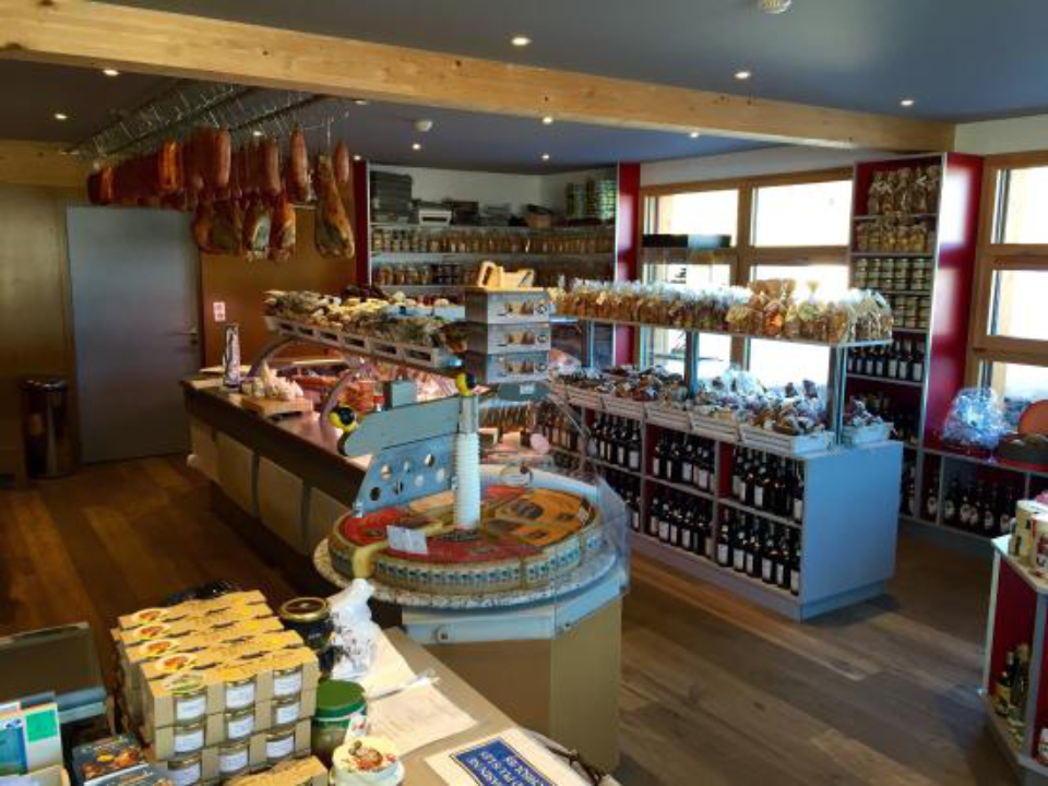 Cheese Factory Fromagerie St-Laurent Saint-Bruno
