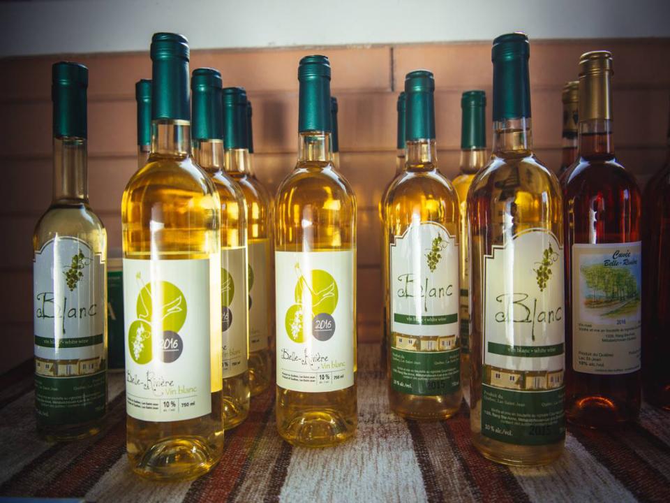 Vineyard Couchepagane Métabetchouan-Lac-à-la-Croix