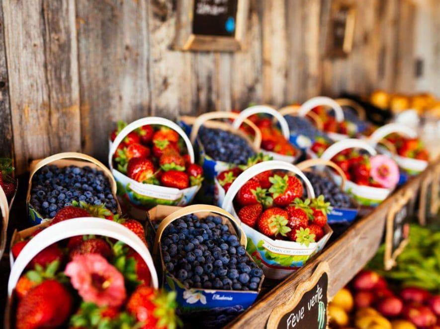 Fruits de la saison
