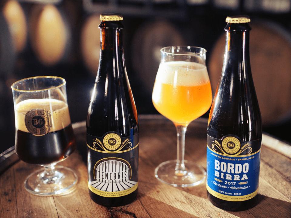 Microbrasserie Brasserie Générale Québec Bières artisanale