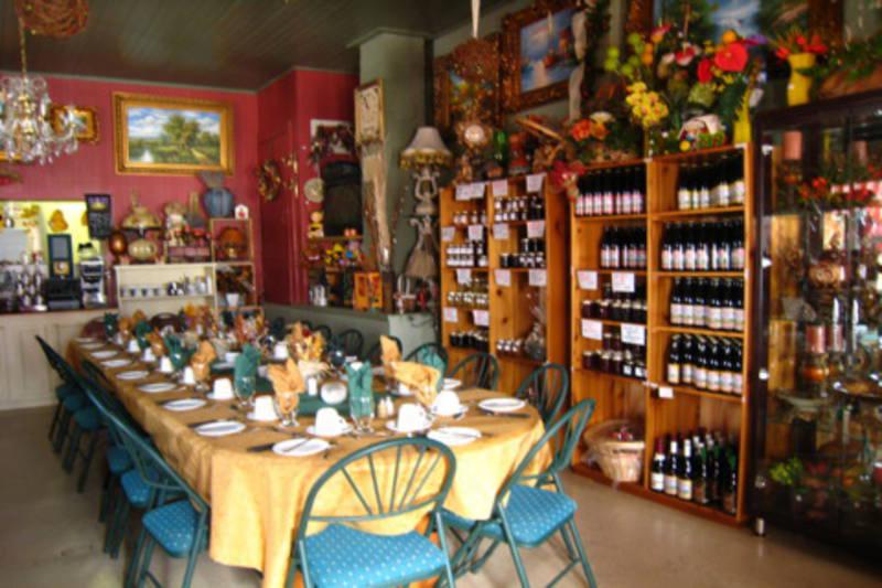 Microbrewery La Brasserie Saint-Antoine-Abbé Franklin restaurant