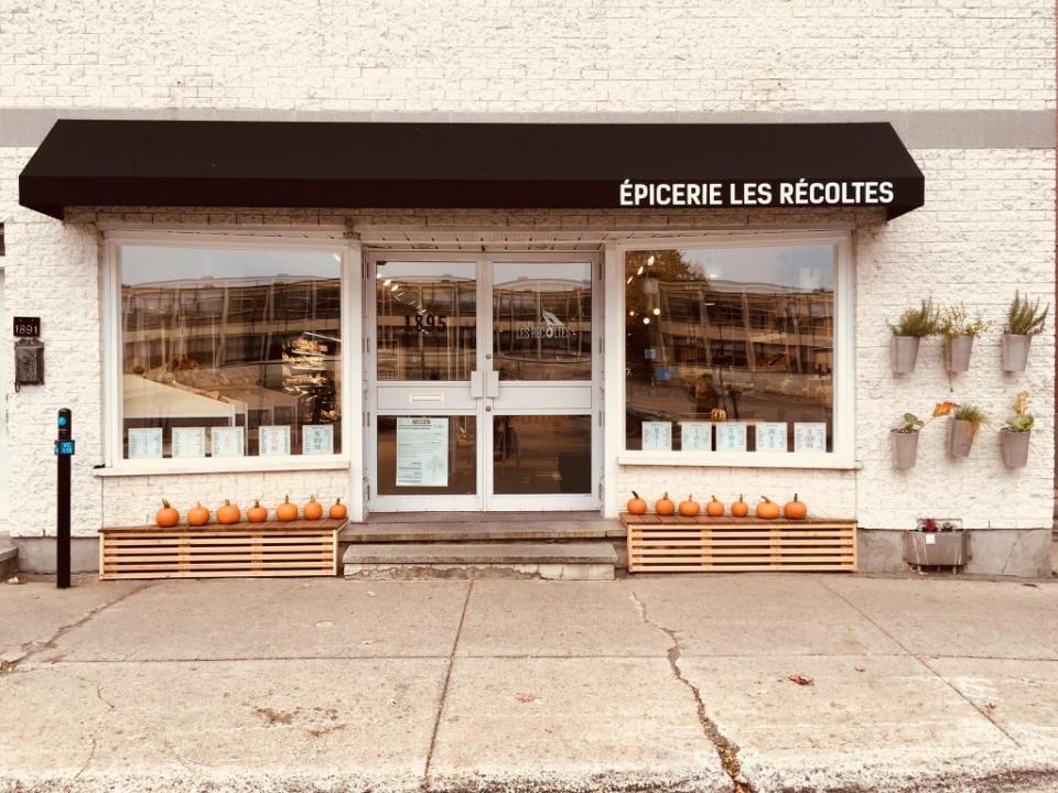 épicerie Épicerie Les Récoltes montreal, quebec canada Ulocal Produits locaux achat local produits du terroir locavore touriste