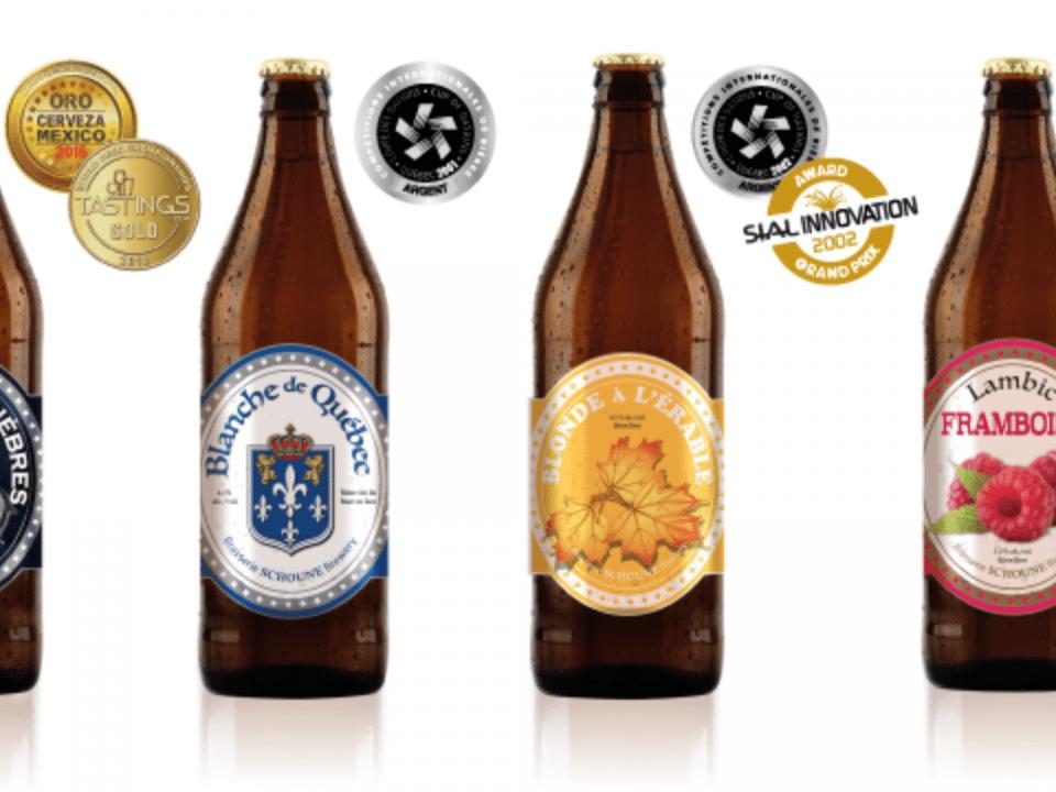 Microbrewery Ferme Brasserie Schoune Saint-Polycarpe Craft beer