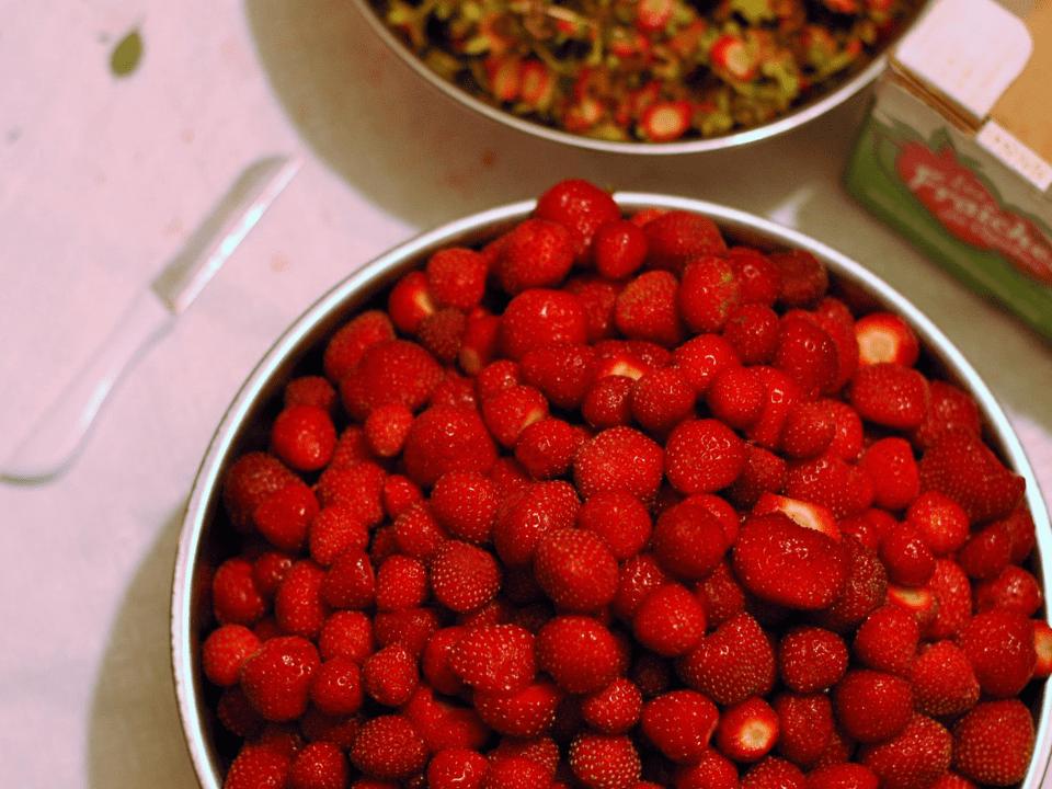 Public Market La Ferme Perron Saint-Jacques Fruits and vegetables