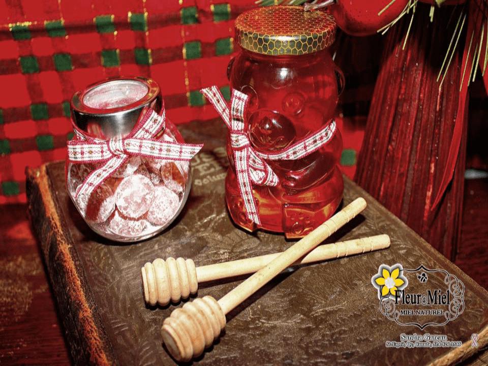 Food Fleur a Miel Saint-Esprit Honey