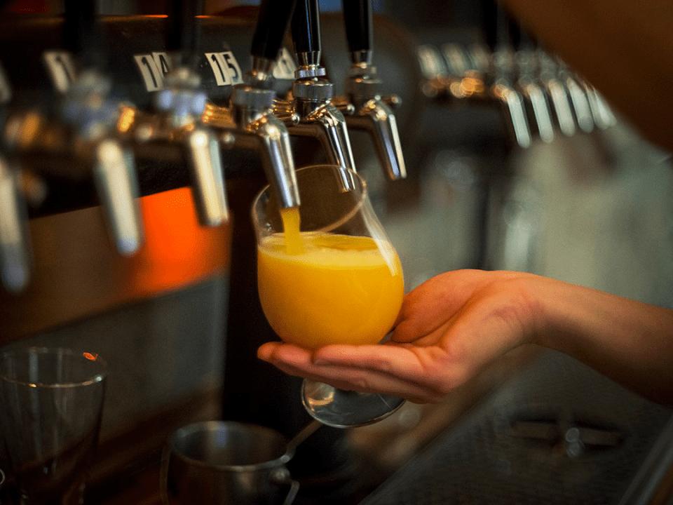 Microbrewery Griendel Québec Craft beer