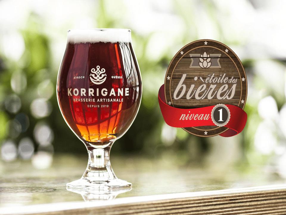 Microbrasserie Brasserie La Korrigane Québec Bière artisanale