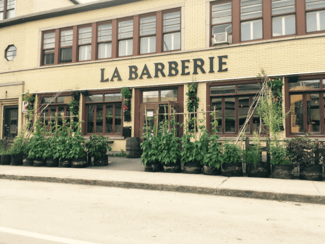 Microbrasserie La Barberie Québec