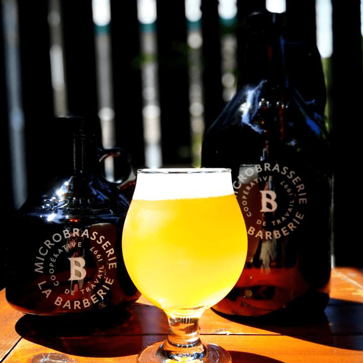 Microbrasserie La Barberie Quebec Craft Beer
