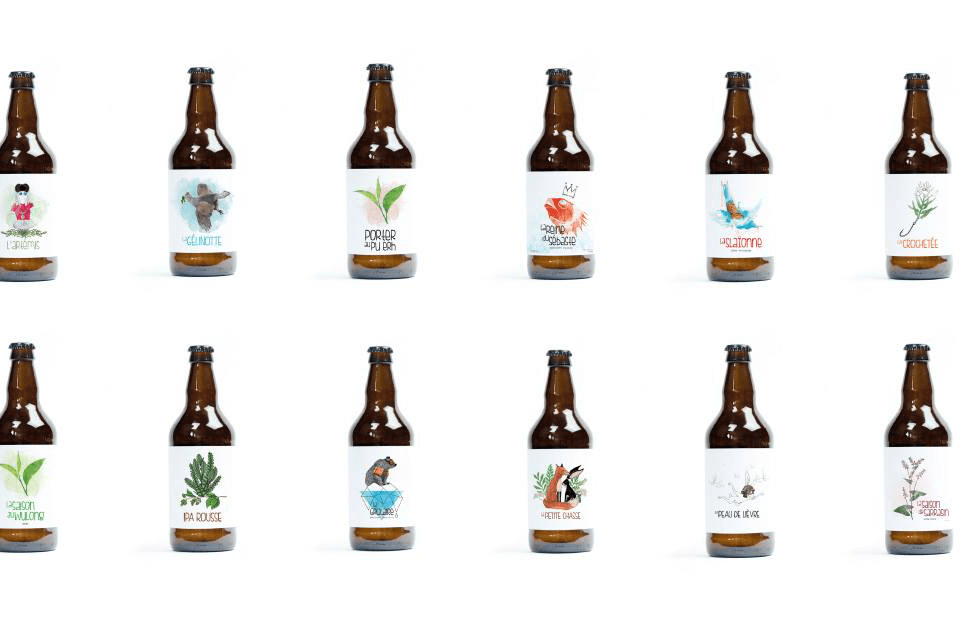 Microbrewery La Chasse Pinte L'Anse-Saint-Jean craft beer