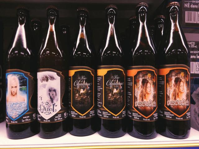 Microbrasserie Le Grimoire Granby Bières artisanales