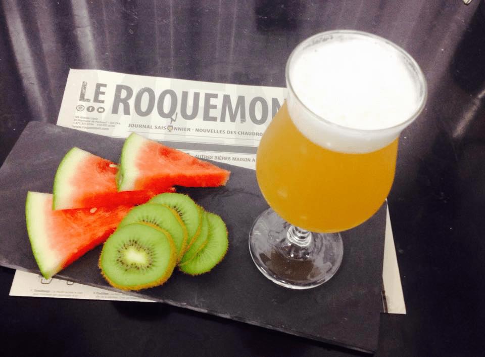Microbrasserie Le Roquemont Québec Bière artisanale