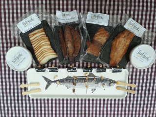 Boutique d'aliments Les Produits Petit Brûlé St-Eugène Poissons