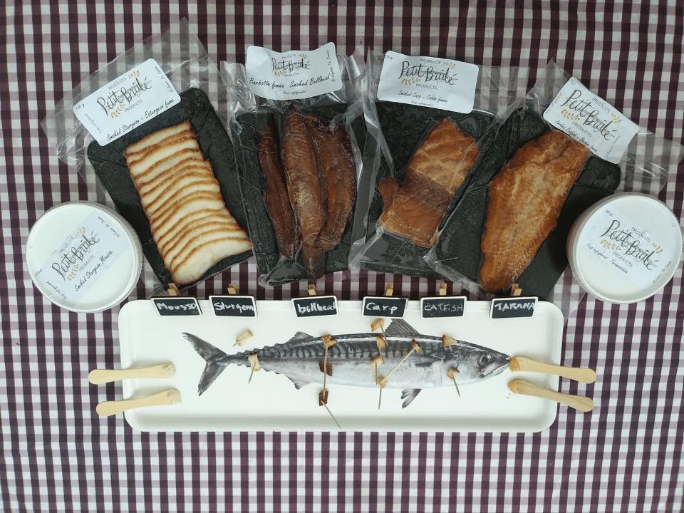 Food Store Petit Brûlé Products St-Eugène
