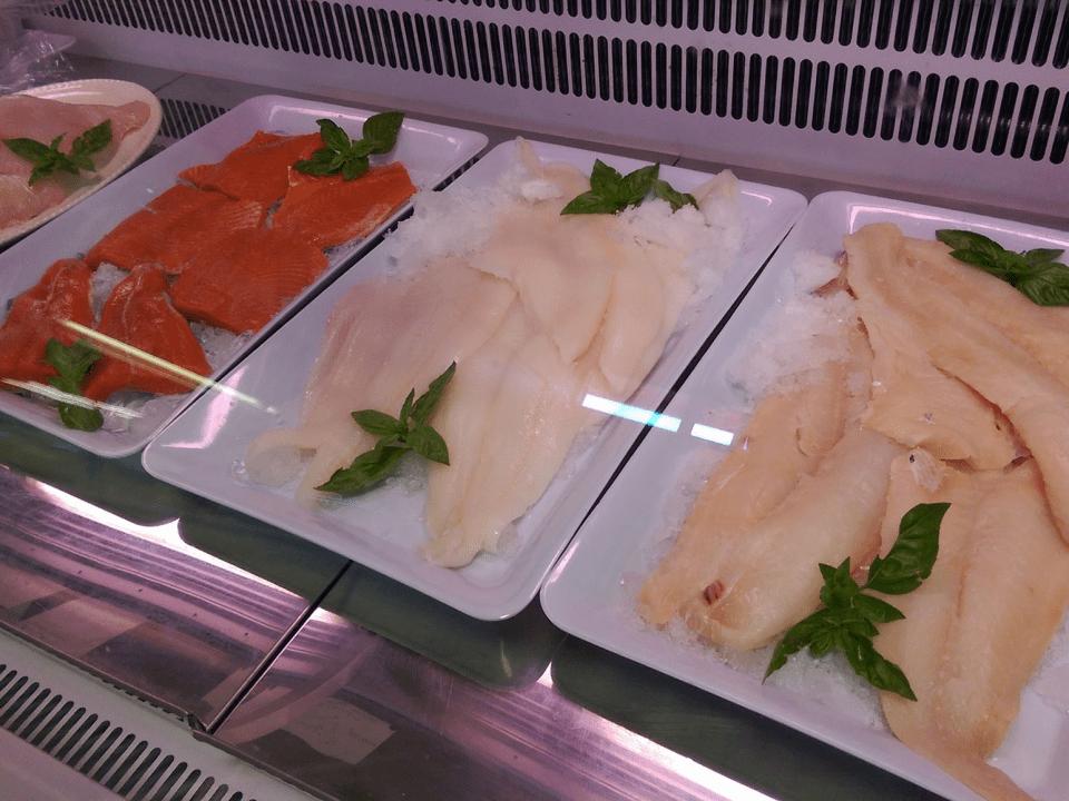 Boutique d'aliments Marché D'ici Inc Hawkesbury poissons