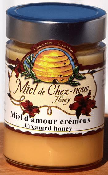 Food Miel de Chez-nous Sainte-Mélanie