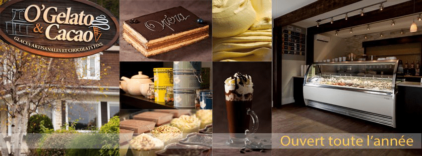 Food O'Gelato & Cacao Saguenay Shop