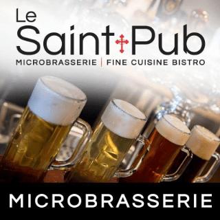 Microbrasserie Le Saint-Pub Baie-Saint-Paul