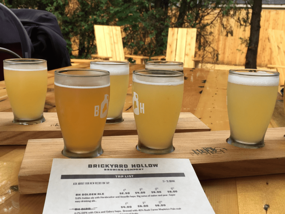 Microbrewery 11 Comtés Cookshire-Eaton Craft beer