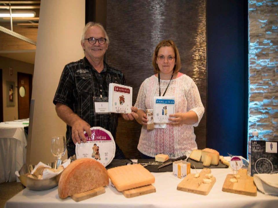 Fromagerie Médard création de fromages fins du terroir ulocal achat local produits locaux