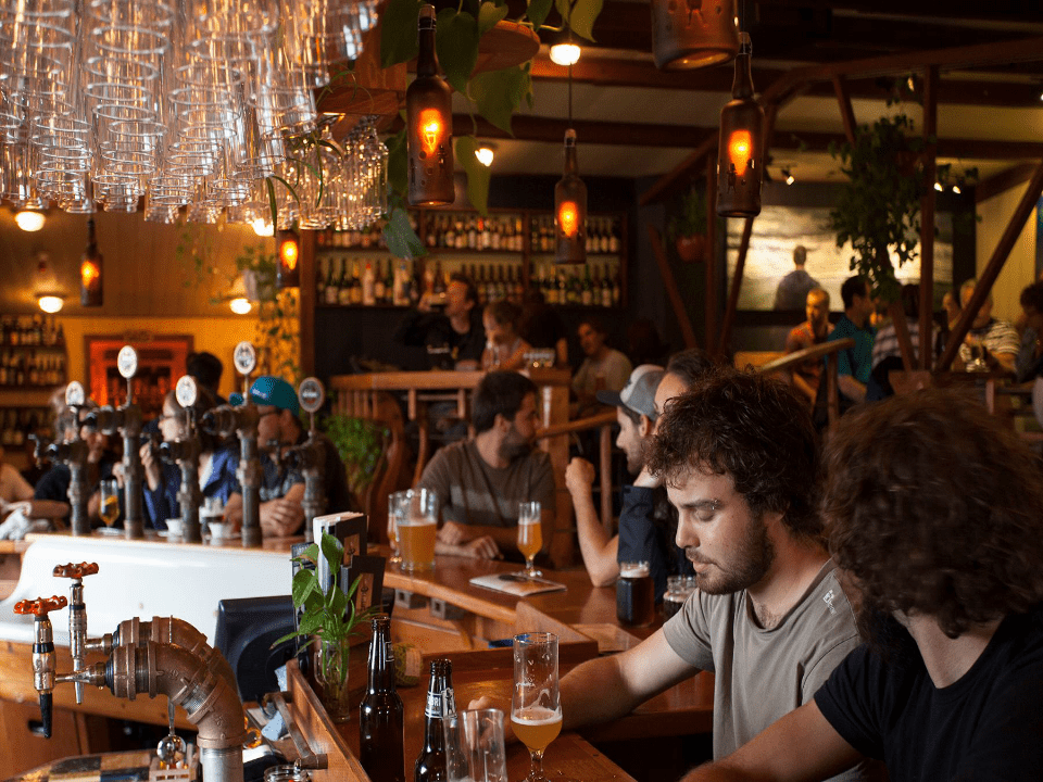 Microbrewery À l'abri de la Tempête L'Étang-du-Nord Les Îles-de-la-Madeleine Craft beer