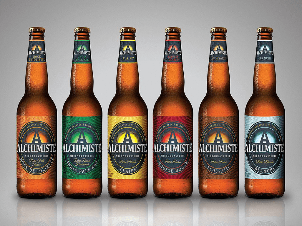 Microbrasserie L'Alchimiste Joliette Bières artisanales