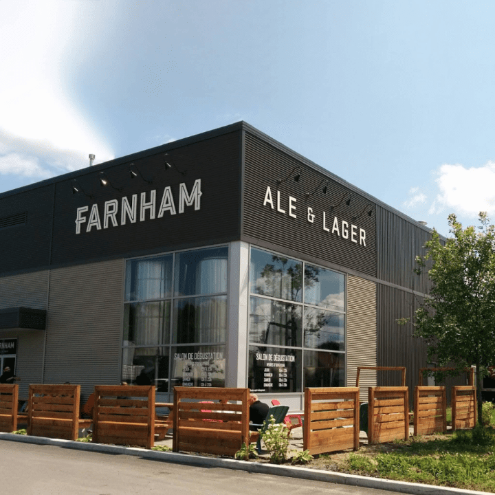 Microbrasserie Farnham Ale & Lager Farnham