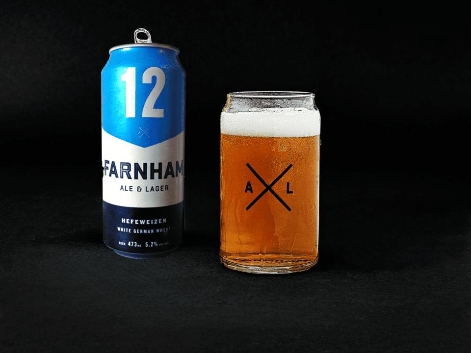 Microbrewery Farnham Ale & Lager Farnham