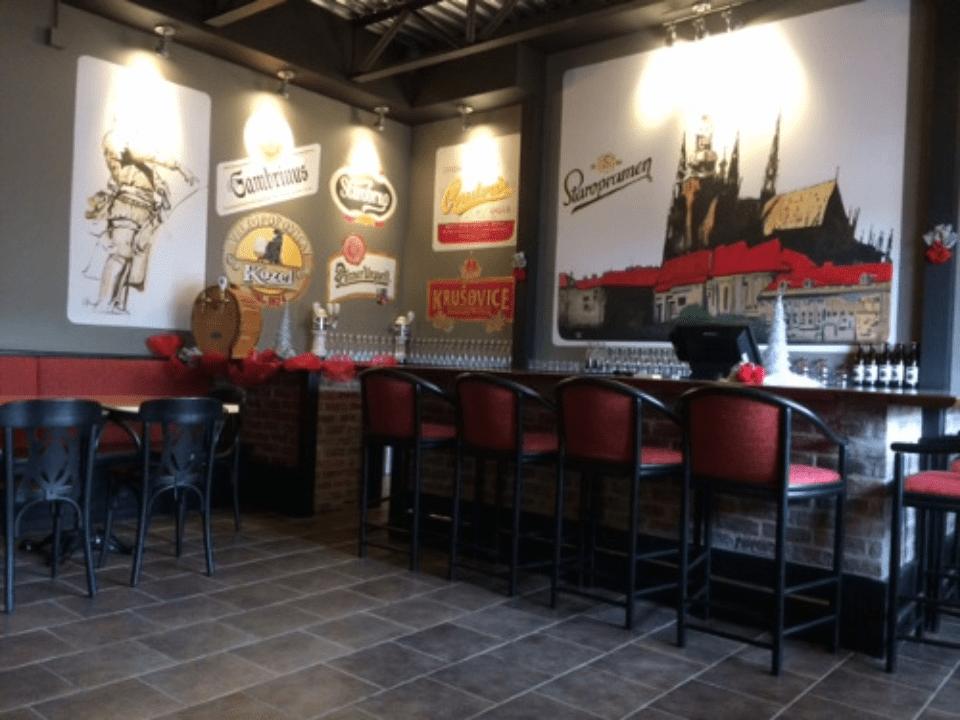 Microbrewery Brasseurs au Coeur du Saint-Laurent Contrecoeur