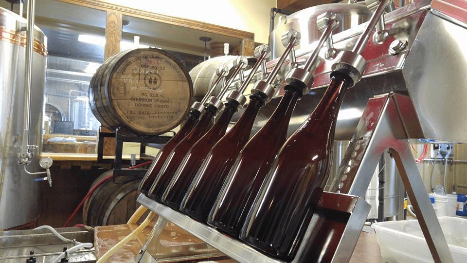 Microbrasserie Broadway Shawinigan Bières artisanales