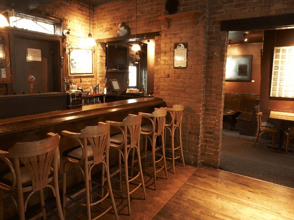 Microbrewery Brutopia Brew Pub Montréal