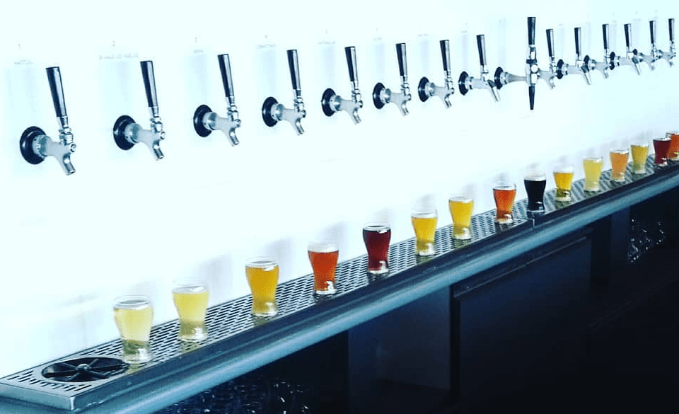 Microbrasserie Côte-du-Sud Montmagny Bières artisanales