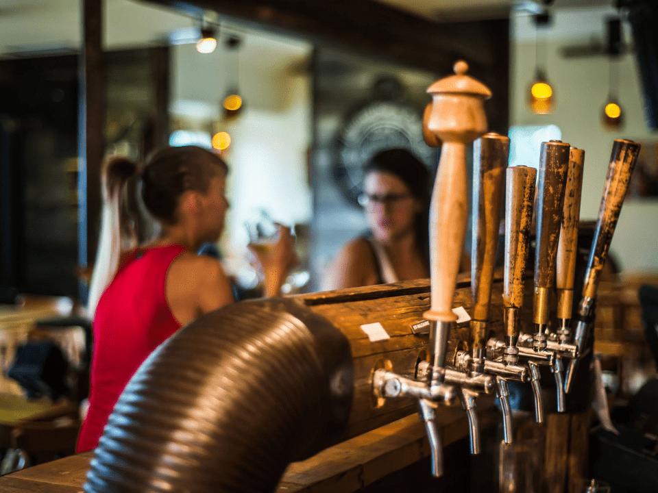 Microbrasserie de Bellechasse Notre-Dame-Auxiliatrice-de-Buckland Bières artisanales