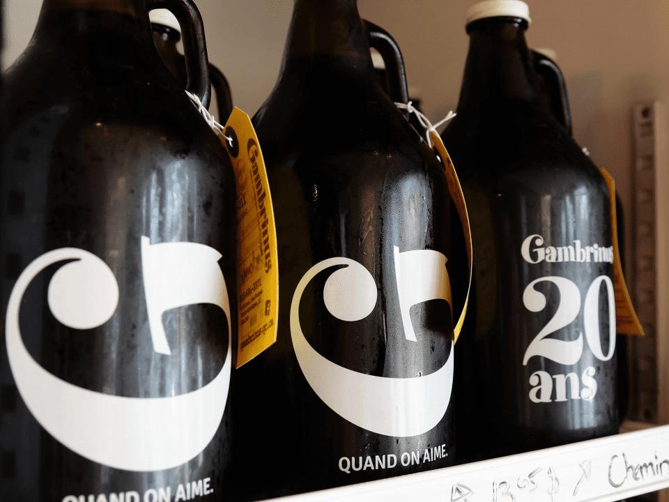 Microbrasserie Le Gambrinus Trois-Rivières Bières artisanales