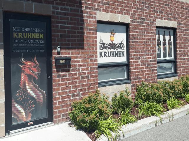 Microbrasserie Kruhnen Blainville