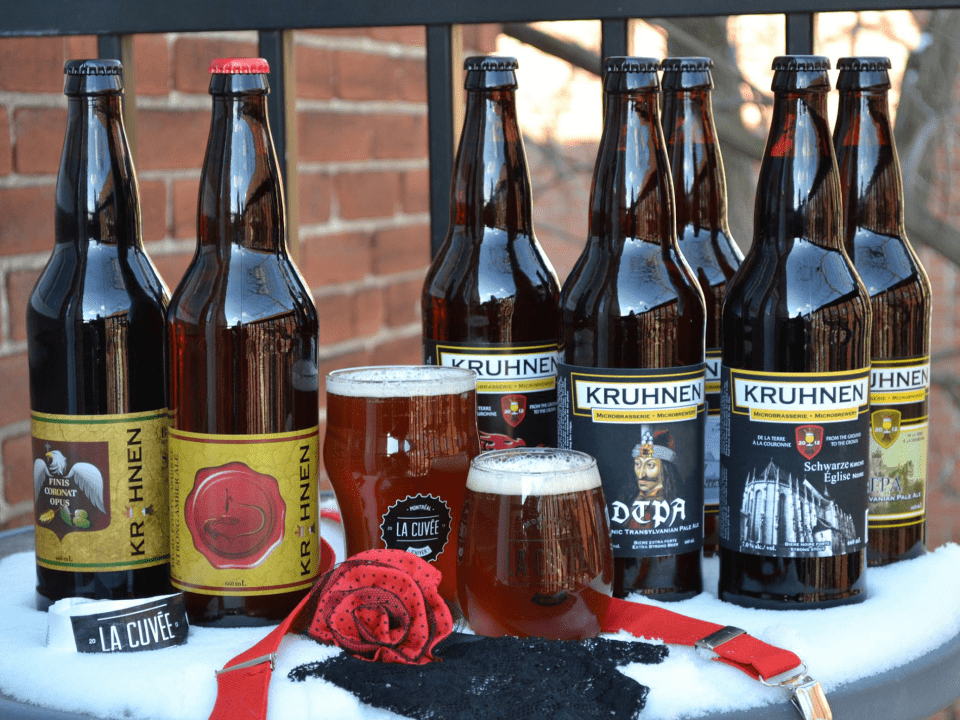 Microbrewery Kruhnen Blainville
