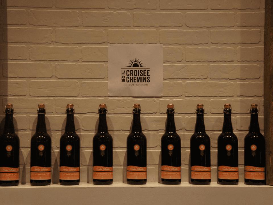 Microbrasserie La Croisée des Chemins Chambly Bières artisanales