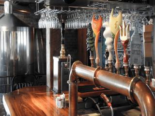Microbrasserie La Diable Mont-Tremblant Bières artisanales
