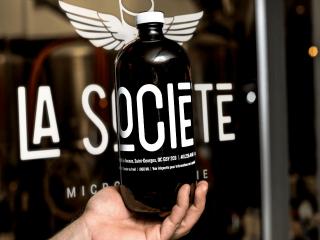 Microbrasserie La Société Saint-Georges